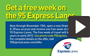 One Free Week on the 95 Express Lanes