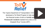 Introducing Toll Relief Program for Elizabeth River Tunnels
